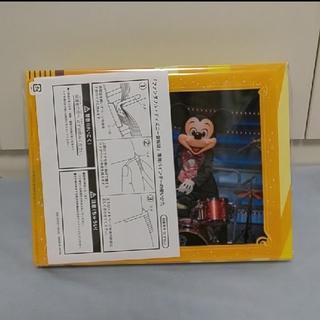 ミッキーマウス(ミッキーマウス)のBBBクリアファイル付バインダー ファンダフルディズニー限定  ミッキー(キャラクターグッズ)