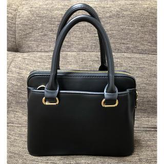 プレーンクロージング(PLAIN CLOTHING)のPLAIN CLOTHING スクエアハンドバッグ(ハンドバッグ)