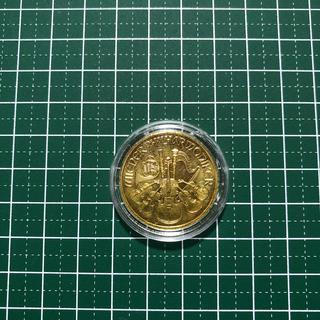 ウィーン1/2oz 金貨 未使用品