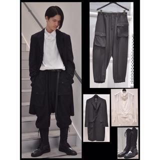 Yohji Yamamoto - Yohjiyamamoto pour homme19aw 軍パン
