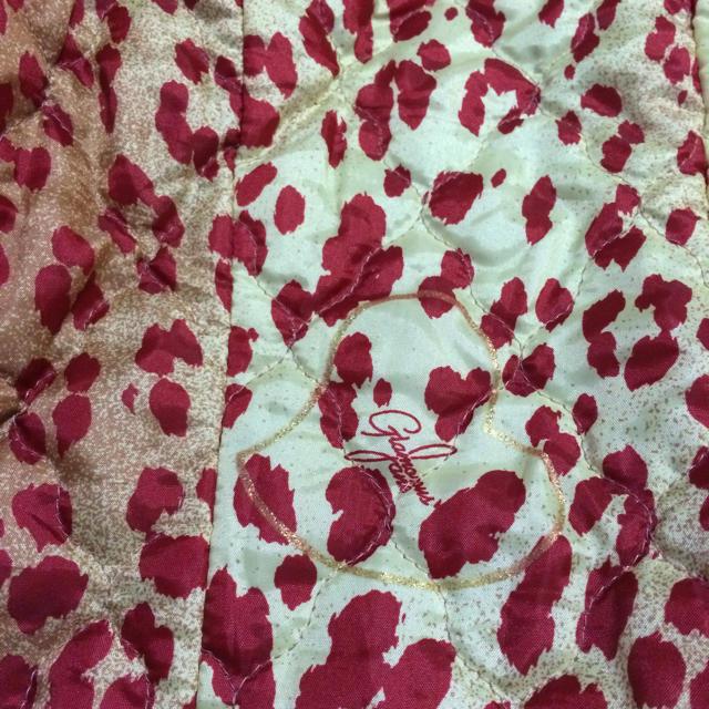 GLAMOROUS JANE(グラマラスジェーン)の定価5万 ラビットファー×ウールコート赤 レディースのジャケット/アウター(ピーコート)の商品写真