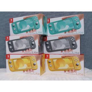 Nintendo Switch - Nintendo Switch Lite3色 2セット