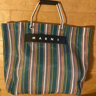 Marni - MARNI ストライプ バッグ
