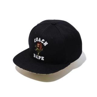 A BATHING APE - BAPE® X COACH BASEBALL CAP