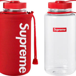 Supreme - Supreme 2020SS Nalgene 32 oz. Bottle 赤色
