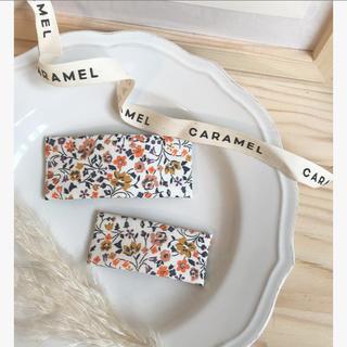 Caramel baby&child  - リバティパッチンピン キンバリーアンドサラ soor ploom  misha
