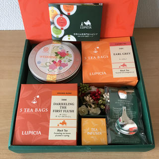 LUPICIA - LUPICIA ルピシア 紅茶 5点セット