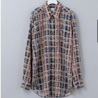 BEAUTY&YOUTH UNITED ARROWS - <6(ROKU)>CHECK PRINT SHIRT/シャツ
