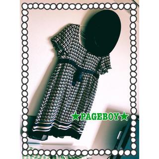 ページボーイ(PAGEBOY)の♡ PAGEBOYのワンピース♡(ひざ丈ワンピース)