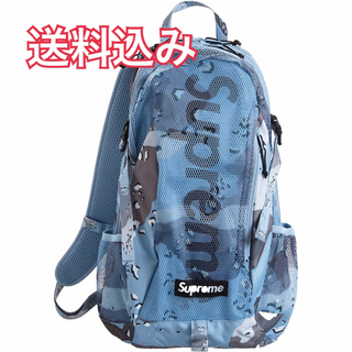 Supreme - supreme Backpack camo カモ