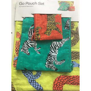 Ron Herman - baggu★Go Pouch set ポーチセット 新作 Atdawn