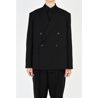 LAD MUSICIAN - LAD MUSICIAN DOUBLE BREASTED JACKET 20ss
