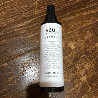 アズールバイマウジー(AZUL by moussy)のアズールミスト(香水(女性用))