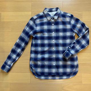 MUJI (無印良品) - 美品 無印良品 ネルシャツ 【 チェックシャツ M トップス 無印 シャツ 】