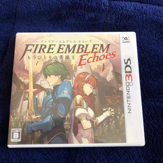 ニンテンドー3DS - ファイアーエムブレム Echoes(エコーズ) もうひとりの英雄王 3DS