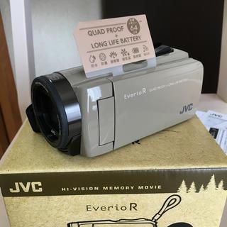 ビクター(Victor)の新品ビクター エブリオ GZ-RX670-C(ビデオカメラ)