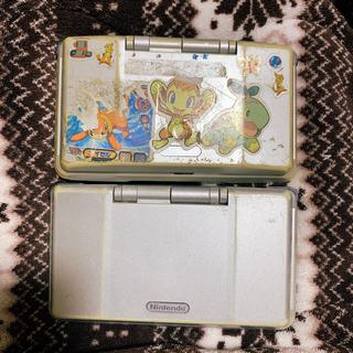 ニンテンドーDS - 初代 DS ジャンク 2点セット 本体のみ ニンテンドー 任天堂 シルバー 銀色