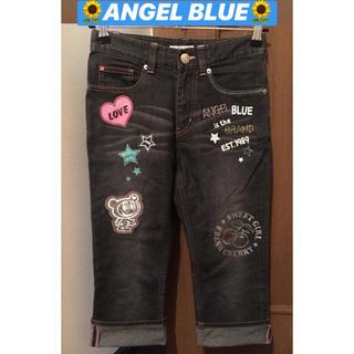 エンジェルブルー(angelblue)のANGEL BLUE(エンジェルブルー) デニムパンツ 150cm(パンツ/スパッツ)