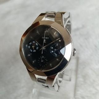 SEIKO - セイコー 腕時計 ルキア クロノ クリスタルカット