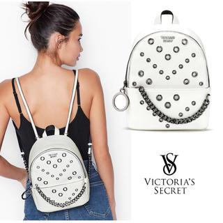 Victoria's Secret - New! おしゃれで可愛い❤︎  2020年 最新バックパック ホワイト ✨新品