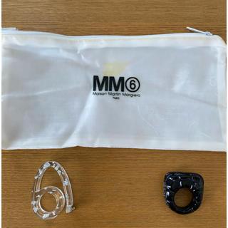 エムエムシックス(MM6)のMM6 リング 11-13号(リング(指輪))