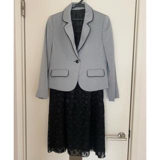 ベルメゾン(ベルメゾン)のスーツ レディース 卒業式 入学式 3点セット(スーツ)