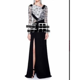 タダシショウジ(TADASHI SHOJI)のタダシショウジ TADASHISHOJI ドレス ロングドレス パーティードレス(ロングドレス)