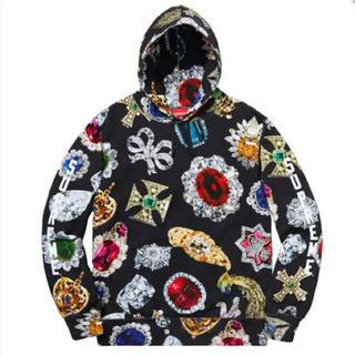 Supreme - supreme 18AW Jewels Sweatパーカ