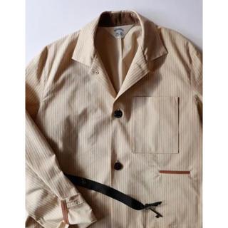 SUNSEA - SUNSEA 19ss BUENA VISTA Stripe jacket 3