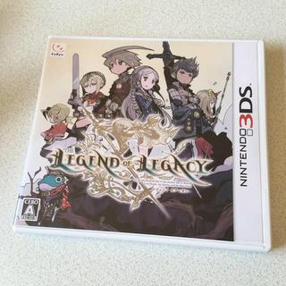 ニンテンドー3DS - 「レジェンド オブ レガシー」3DS