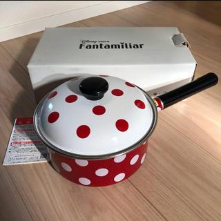 ディズニー(Disney)のミニー ホーロー鍋(鍋/フライパン)