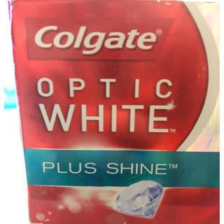 クレスト(Crest)のコルゲート 歯磨き粉 オプティクホワイト プラスシャイン 100g 1個(歯磨き粉)