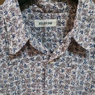 アトリエサブ(ATELIER SAB)のアトリエサブ 半袖シャツ(シャツ/ブラウス(半袖/袖なし))