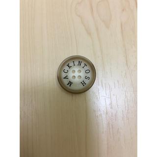 マッキントッシュ(MACKINTOSH)のMACKINTOSH マッキントッシュ 大ボタン(コート用)(ロングコート)