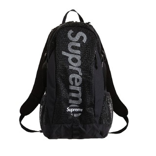 Supreme - 【20ss Black】 backpack