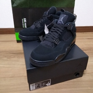 NIKE - NIKE AIR JORDAN 4 RETRO 27.5cm