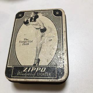 ジッポー(ZIPPO)のZippo VARGA GIRL 美品(その他)