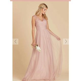 USED☆ピンク ロングドレス (ロングドレス)