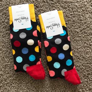 OPENING CEREMONY - 定価約3200円 happy socks 2足セット