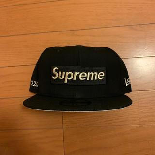 Supreme - $1M Metallic Box Logo New Era® ニューエラ