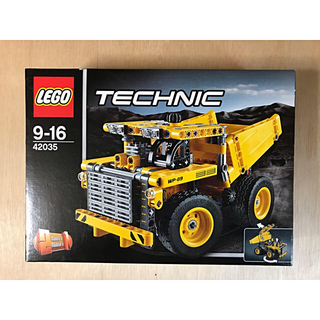 Lego - レゴ テクニック*42035 鉱山ダンプカー