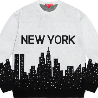 Supreme - supreme New York Sweater Mサイズ