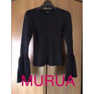 MURUA - ニット MURUA