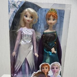 アナトユキノジョオウ(アナと雪の女王)のアナと雪の女王Ⅱ エルサ アナ クラシックドール (ぬいぐるみ/人形)