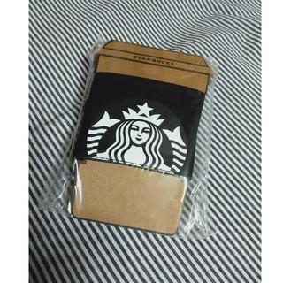 Starbucks Coffee - 【国内発送】スターバックス[黒猫  ドリンクホルダー]ハロウィン限定 台湾 海外
