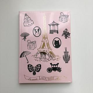 LADUREE - ラデュレ ノート ピンク
