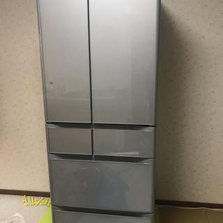 日立 - 日立 冷凍 冷蔵庫 6ドア 505L