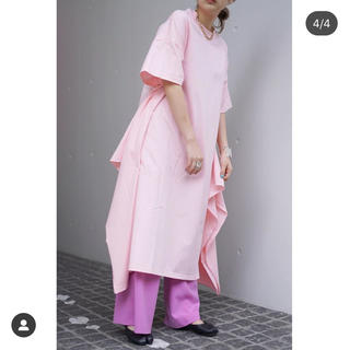 HYKE - 【hyke】short sleeve dress 01