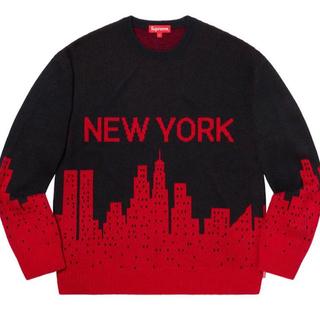 Supreme - 【国内正規品】新品 シュプリーム 2020SS New York Sweater