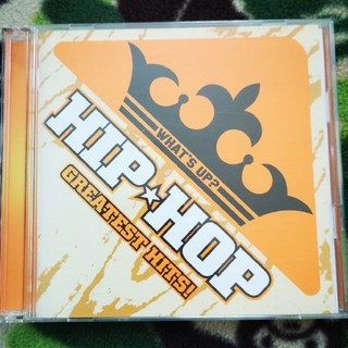 WHAT'S UP? HIP★HOP GREATEST HITS!(ヒップホップ/ラップ)